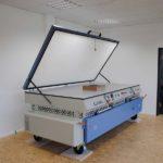 BECHER Akademie Maintal Bearbeitungsmaschine