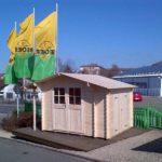 BECHER Holzhandel Gartenhaus