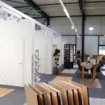BECHER Holzhandel Türen- und Bodenausstellung