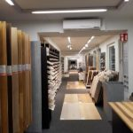 BECHER Holzhandlung Köln Bodenausstellung
