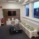 BECHER Holzhandlung Köln Lounge