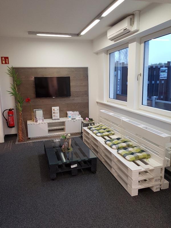 Impressionen von BECHER in Köln | Holzhandel BECHER