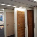 BECHER Holzhandlung Köln Türenausstellung