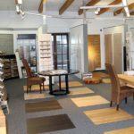 BECHER Holzhandel Boden-und Türenausstellung