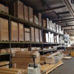BECHER Holzhandel Lagerfläche