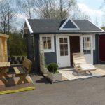 BECHER Blieskastel Gartenhaus Holz