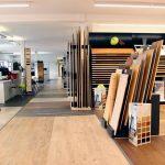 BECHER Frankfurt Türen- und Bodenausstellung