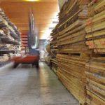 BECHER Holz Köln Lager