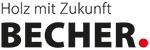 BECHER Logo mit Claim