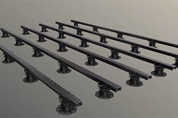 Terrassenboden verlegen - BIG Isostep TWIXT Isostep