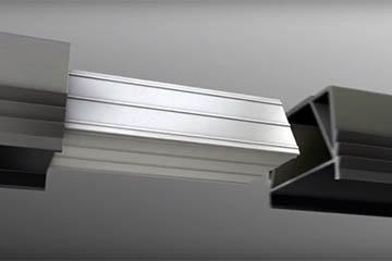 Terrassenboden verlegen - Verbinder BIG Isostep