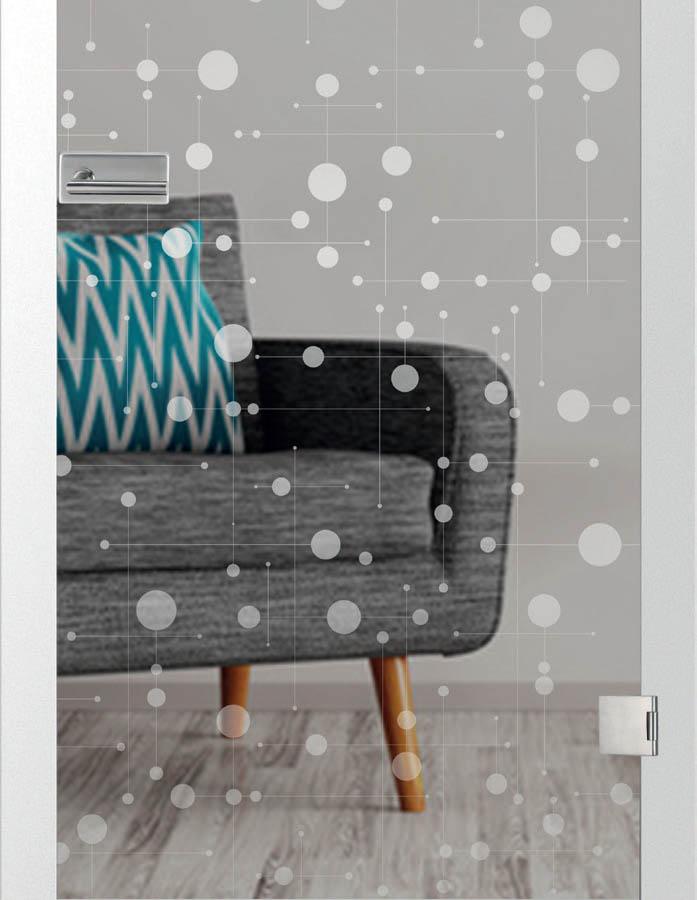 Platine, micromattprint