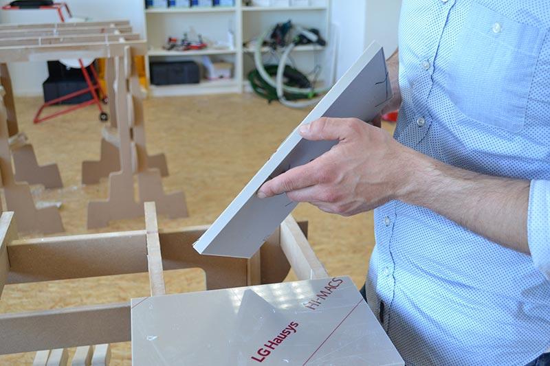 Neue Hi Macs Schulungstermine Holzhandel Becher