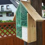 Insektenhotel Gartenausstellung BECHER Blieskastel