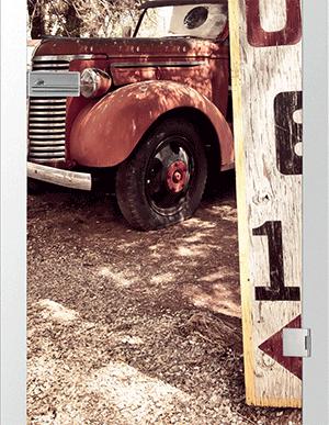 Retro-Fotoprint