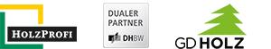 BECHER Holzhandel Blieskastel Mitgliedschaften Logo