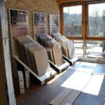 BECHER Holzhandel St. Wendel Türenausstellung