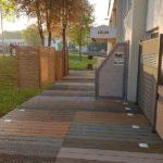 BECHER Köln Gartenausstellung Terrassendielen