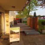 BECHER Köln Gartenausstellung Sichtschutzzaun