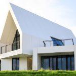 HI-MACS® Wohnhaus in Sokcho