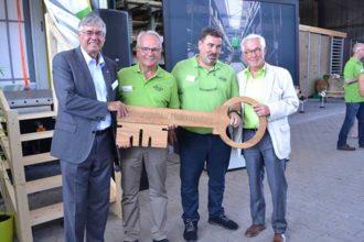 Oberhausen Pressemitteilung Eröffnungsfeier