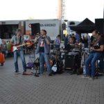 Oberhausen Eröffnungsfeier Live Band