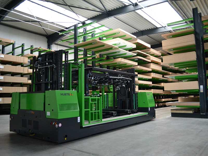 Impressionen von BECHER in Oberhausen | Holzhandel BECHER