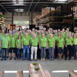 Oberhausen BECHER Team