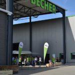 Oberhausen Eröffnungsfeier Lagerhalle