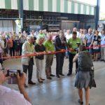 Oberhausen symbolische Eröffnungsfeier