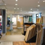 BECHER Holzhandel Bad Camberg Bodenausstellung