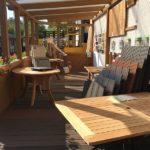 BECHER Holzhandel Bad Camberg Gartenausstellung