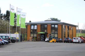 BECHER Holzhandel St. Wendel
