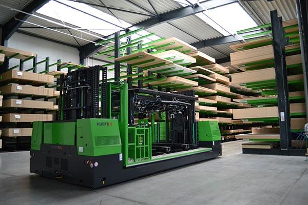 BECHER Maintal Lagertechnik