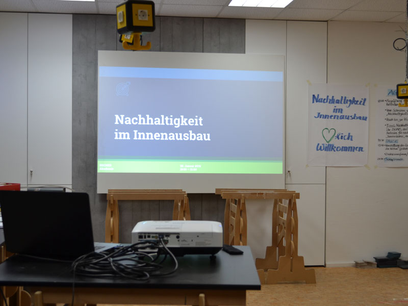 BECHER Akademie Infoabend
