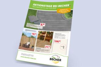 Aktionstage Beda-Markt Becher Bitburg