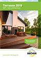 BECHER Katalog Terrasse 2019