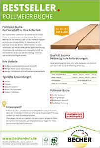 Pollmeier Buche - Becher Köln