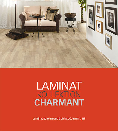 Laminat Kollektion Charmant
