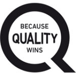 Because quality wins