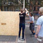 Aufbau @home BECHER & IFB-Stiftung