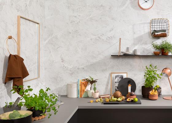 Küche Fibo Wandpaneele
