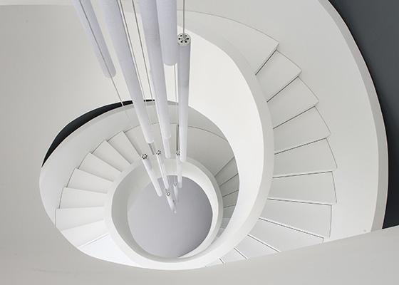 HI-MACS® Treppe