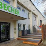 BECHER Köln Terrassenausstellung