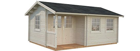 Gartenhäuser aus Holz bei BECHER