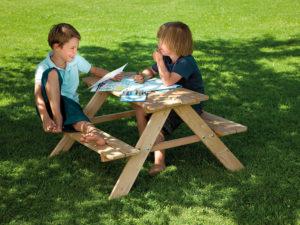 Picknicktische bei BECHER
