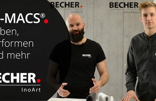 BECHER InoArt HI-MACS