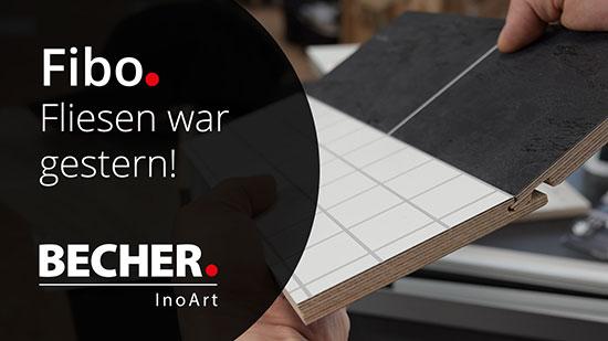 BECHER InoArt - Fibo