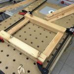 Servierwagenbau für Terrasse