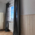 Wandverkleidung im Landhausstil